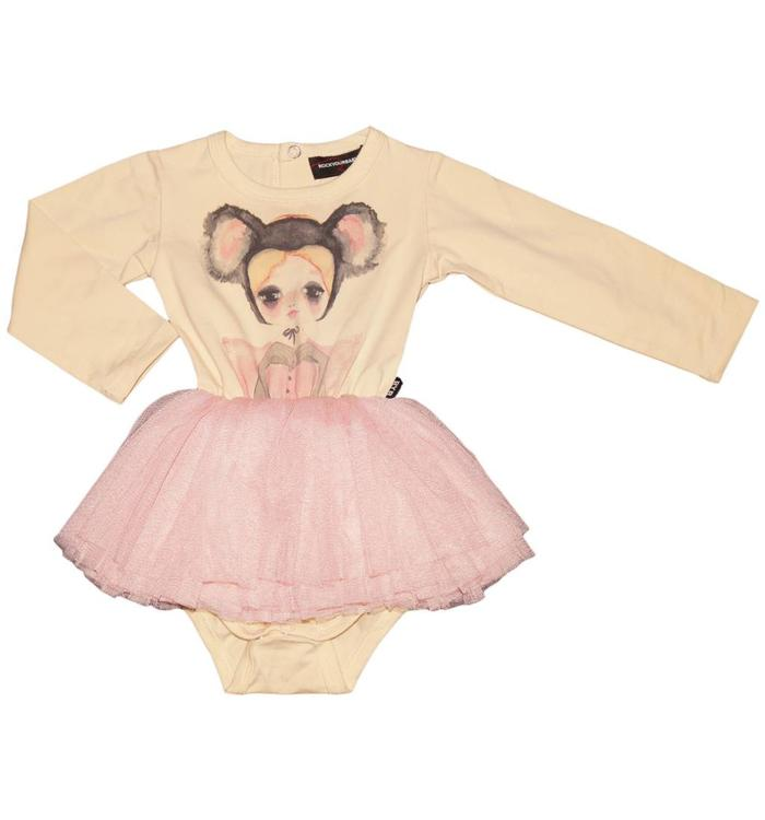 ROCKYOURBABY Robe Fille Rockyourbaby, AH