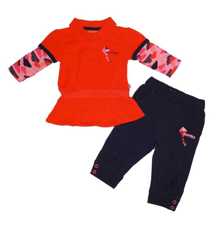 Noppies Noppies Girl's 2 Piece Set