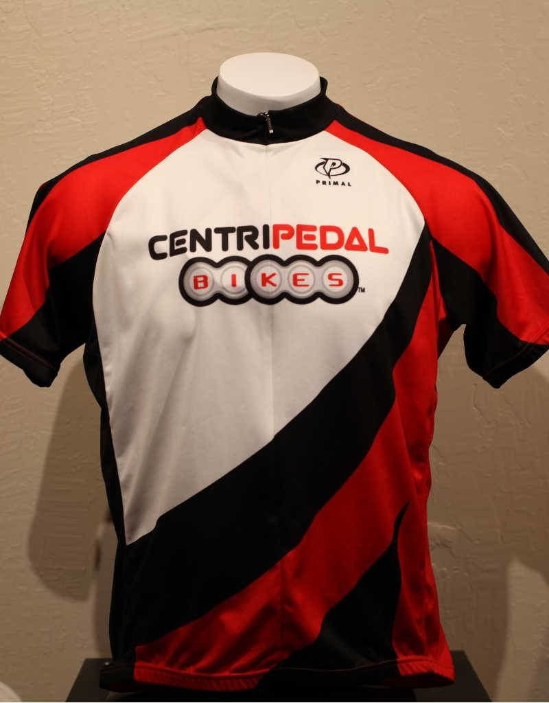CentriPEDAL Men's Jersey