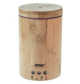 NOW Real Bamboo Ultrasonic EO Diffuser