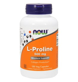 NOW L-Proline 500mg 120vcap