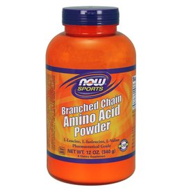 NOW Branched chain amino acid 340g