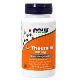 NOW L-Theanine 100 mg 90vcap