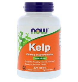NOW Kelp 150mcg 200tabs