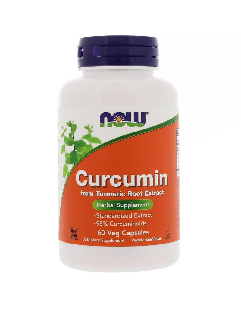 NOW Curcumin (665mg Turmeric) 60Vcaps