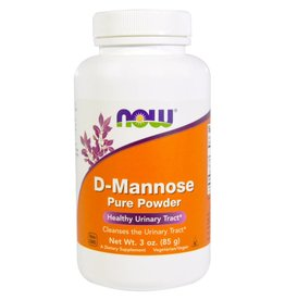 NOW D-Mannose Pwd 85g