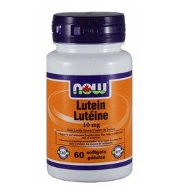 NOW Lutein 10mg 60gel