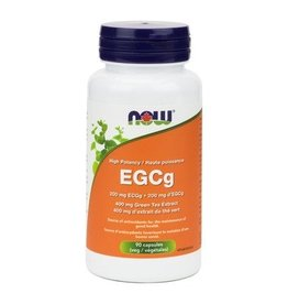 NOW EGCg GreenTea Extract 400/200mg 90vcaps