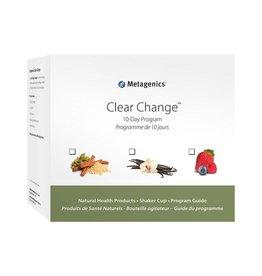 Metagenics Metagenics Clear Change 10 Day Program