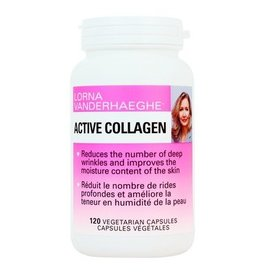 Lorna Vanderhaegue Active Collagen 120 veg caps