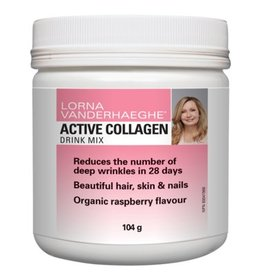 Lorna Vanderhaegue Active Collagen Drink Mix 104g powder