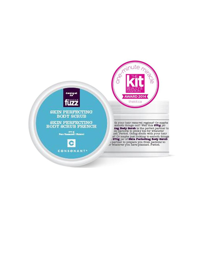 Consonant Skin Care Skin Perfecting Body Scrub