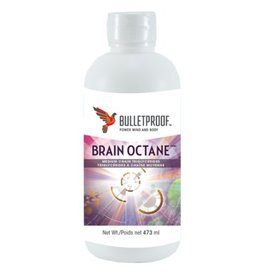 Bulletproof Brain Octane MCT Oil 473ml