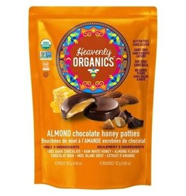 Heavenly Organics Heavenly Organics Almond Chocolate Bag 12 pieces