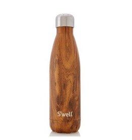 S'well Bottle Teakwood 17oz