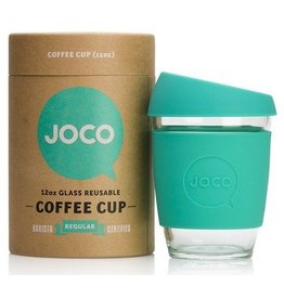 Joco Reusable Glass Cup Mint