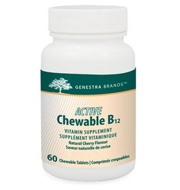 Genestra Active Chewable B12 60 tabs