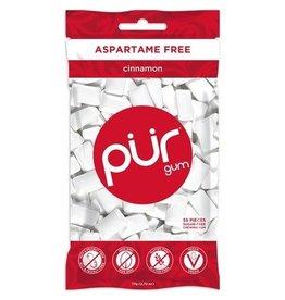 Pur Gum Cinnamon 55 piece bag