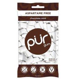 Pur Gum Chocolate Mint 55 piece bag