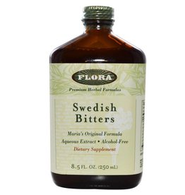 Flora Maria's Swedish Bitters (alcohol) 250ml