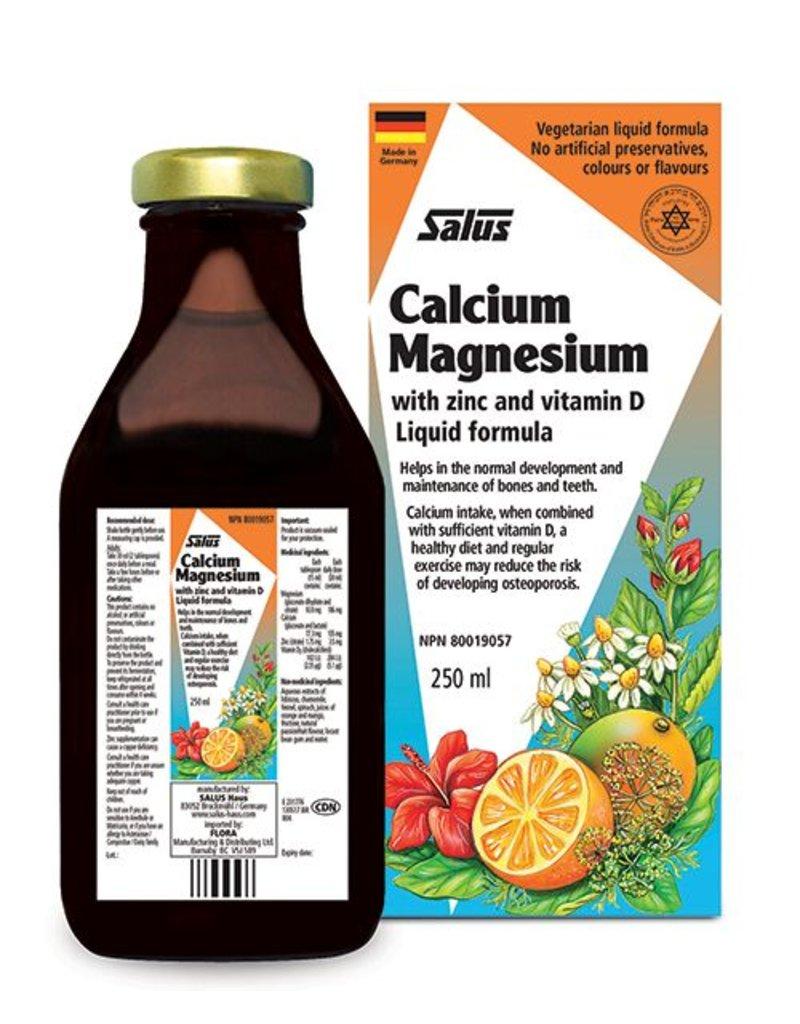 Flora Calcium Magnesium 250ml