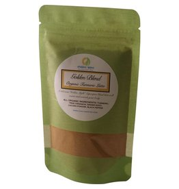 Chalice Spice Golden Blend Organic Turmeric Latte 12 servings