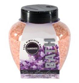 Sunhed Bath Salt Lavender