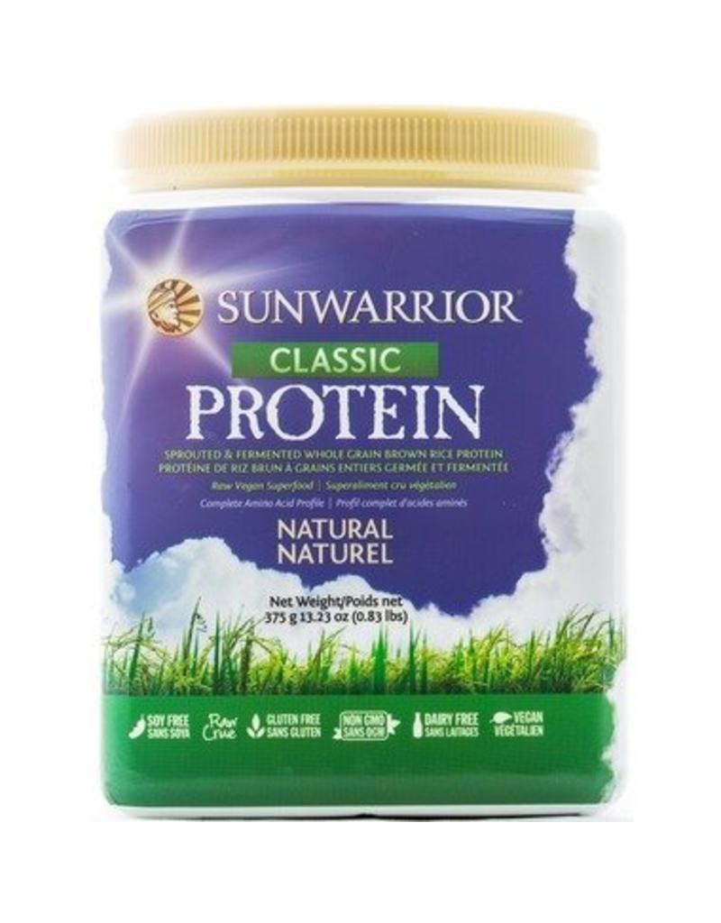 Sun Warrior Classic Rice Protein- Vanilla