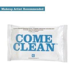 Consonant Skin Care Come Clean Wipes