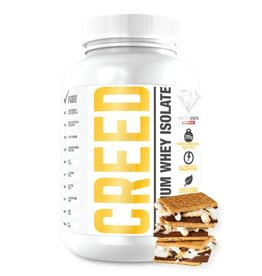 Perfect Sport Creed Whey Protein Isolate- protein smores 1.6lbs