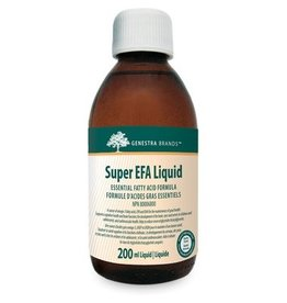 Genestra Super EFA Liquid 200ml Natural Orange