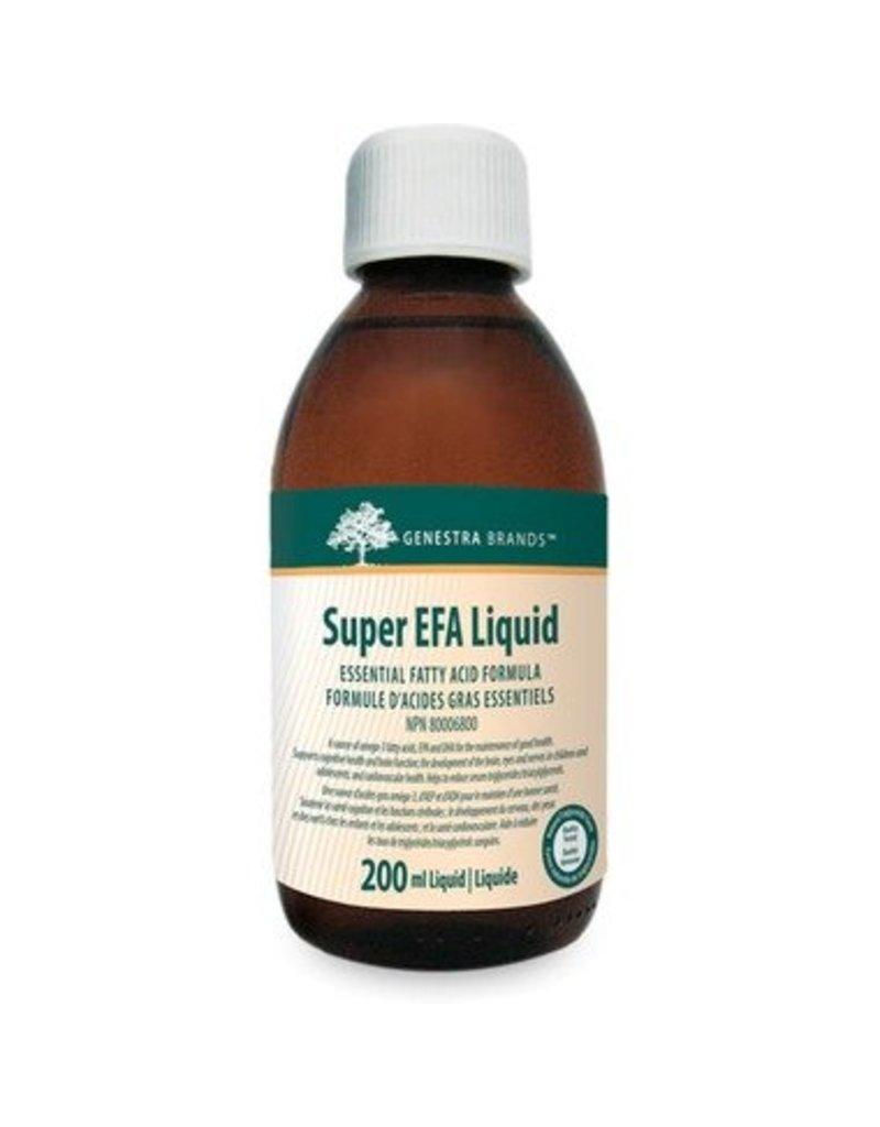 Genestra Super EFA Liquid 200ml Natural Orange