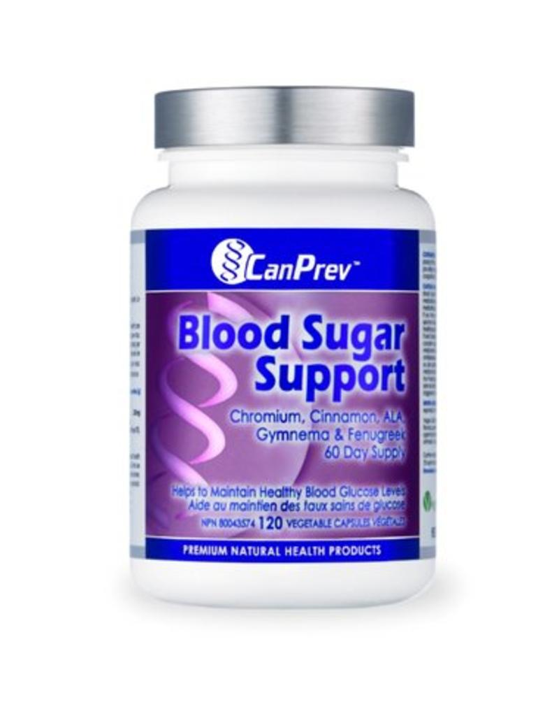 Can Prev Blood Sugar Support 120 v-caps