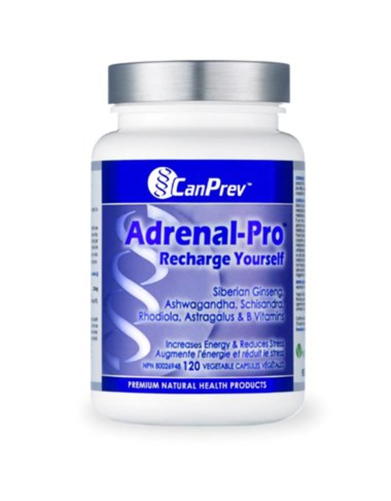 Can Prev Adrenal-Pro Recharge Yourself 120 v-caps