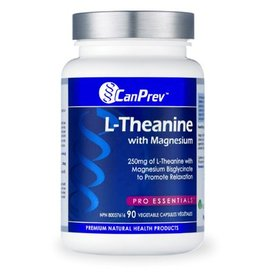 Can Prev L-Theanine 90 v-caps