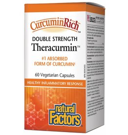 Natural Factors Curcumin Rich 60MG Vcap 60