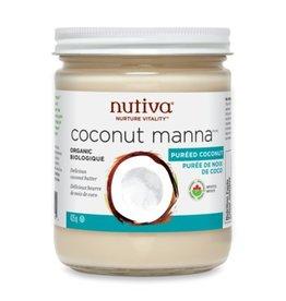 Nutiva Coconut Manna 425g