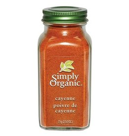 Organic Traditions Cayenne 71g