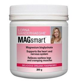 Lorna Vanderhaegue Magsmart Organic Raspberry 200g powder