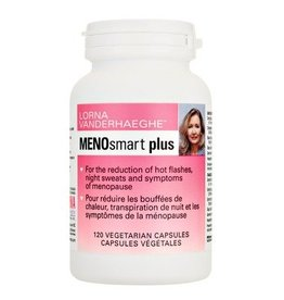 Lorna Vanderhaegue Menosmart Plus with 300mg Sage 120 veg caps