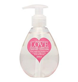 Lorna Vanderhaegue Love Personal lubricant 220ml pump