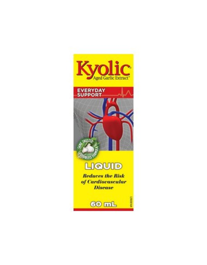 Kyolic Liquid Aged Garlic Extract 60ml