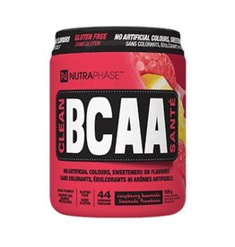 Nutraphase Clean BCAA Raspberry Lemonade 44 servings