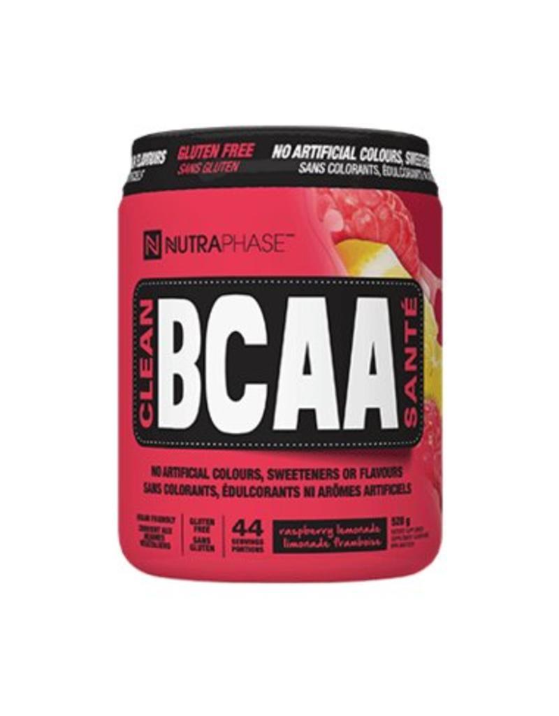Nutraphase Clean BCAA Raspberry Lemonade 44 servings