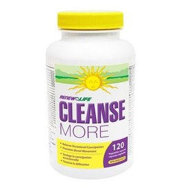 Renew Life cleansemore 120's