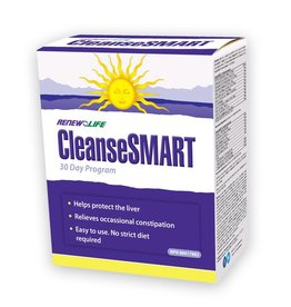 Renew Life cleanse smart kit