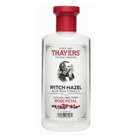 Thayers Witch Hazel Alcohol-Free Rose Petal 12oz