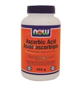 NOW Ascorbic Acid 454g powder