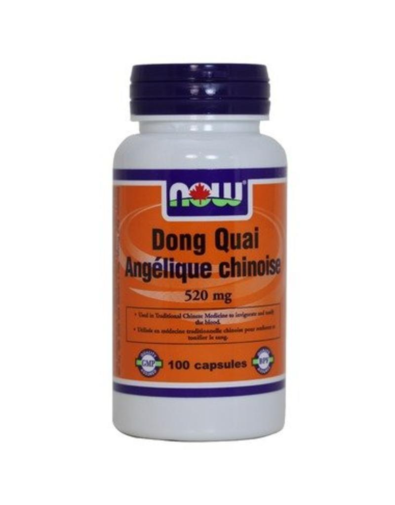 NOW Dong Quai 520mg 100 caps