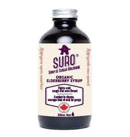Suro Organic Elderberry Syrup 236ml